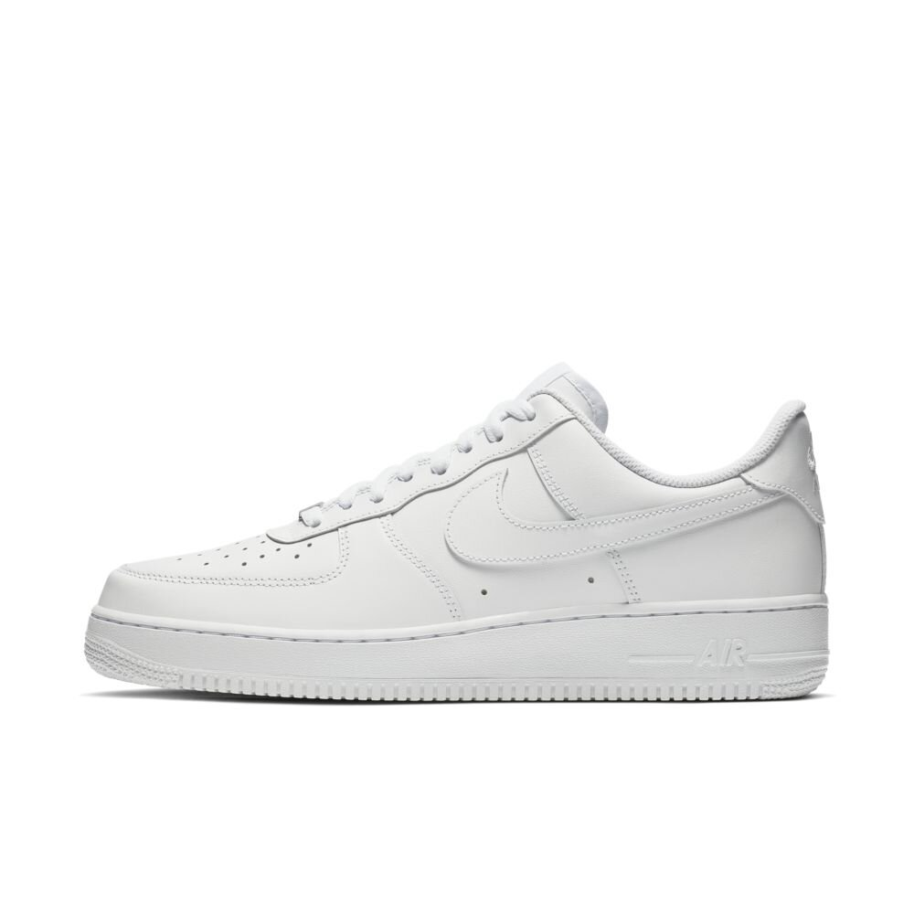 nike air force 1 white leather
