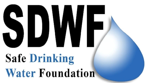 Safe Drinking Water Foundation Logo