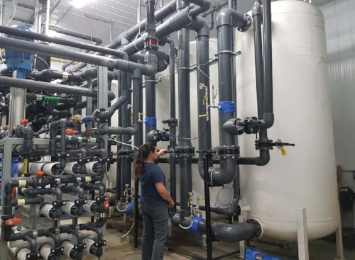 Water Treatment Plant Operator