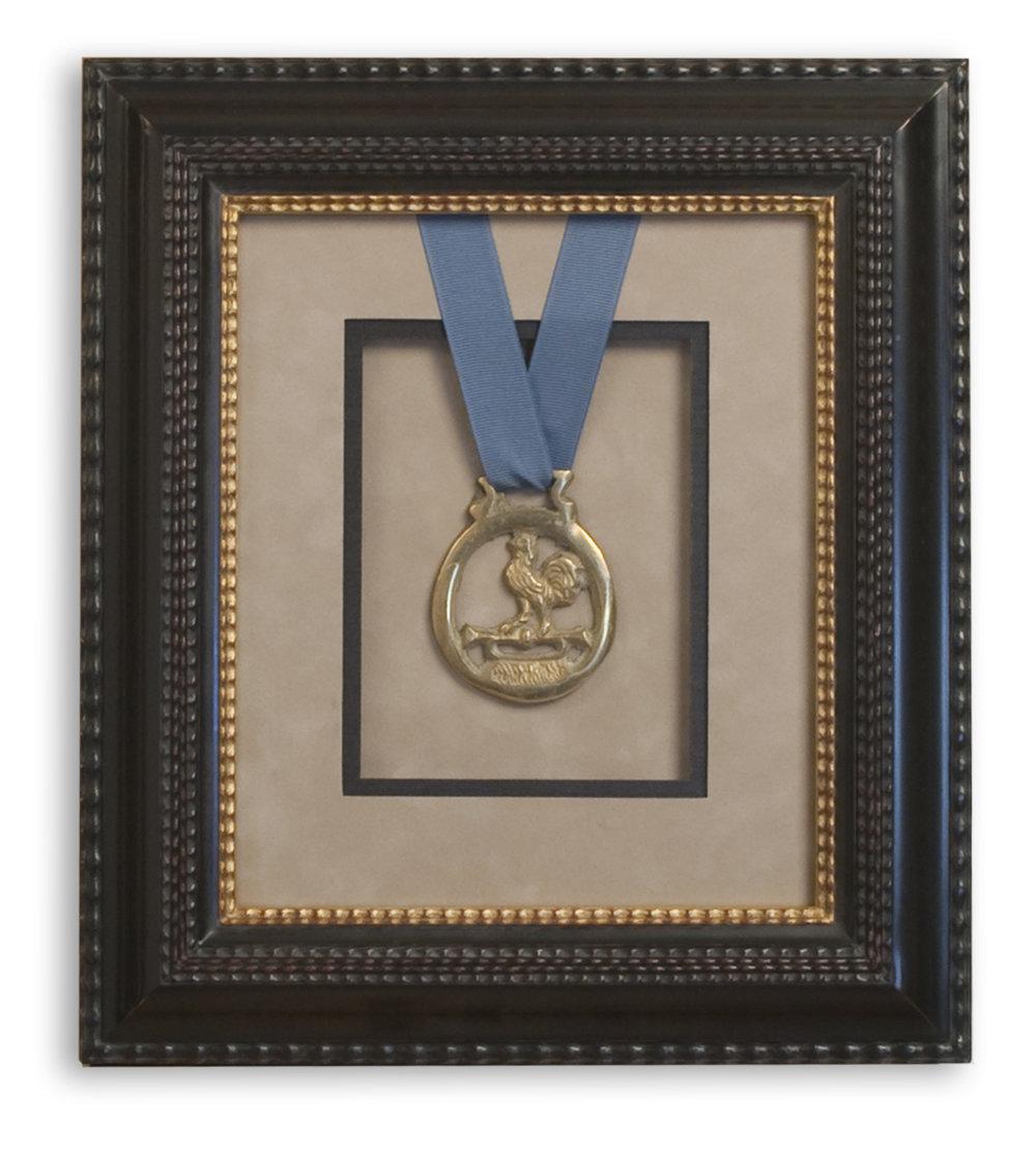 Rooster Medal