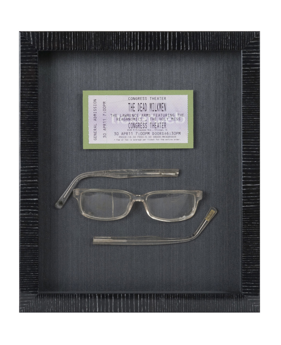Eyeglass Shadow Box