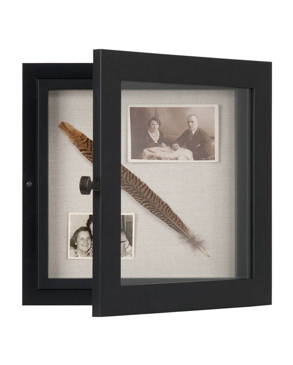 Open Door Shadow Box