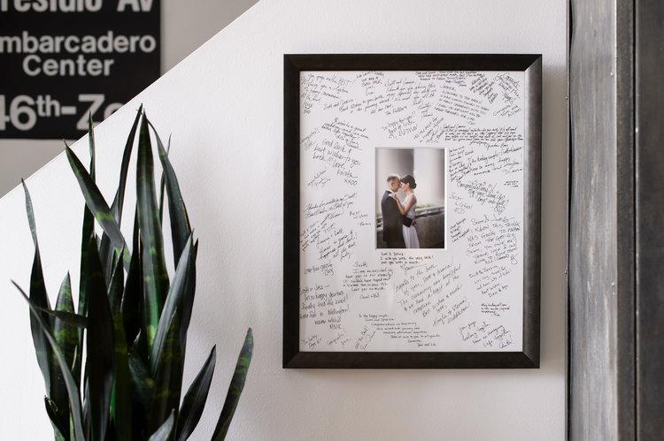 Chicago Wedding Item & Invitation Framing | Custom Ketubah Framing ...