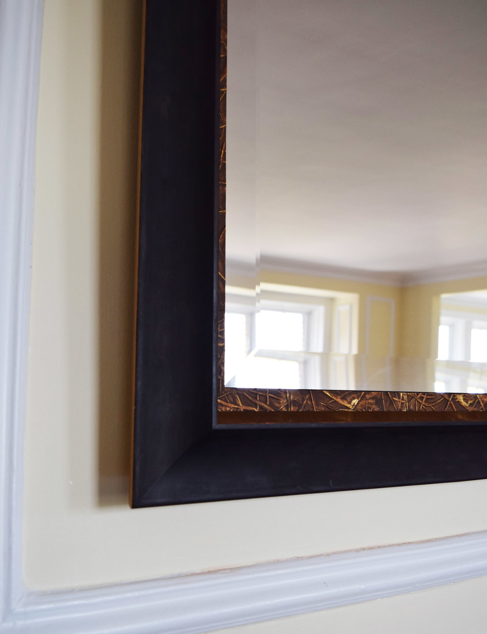 Frame It: Custom Mirrors — Chicago Frame Shop | Artists Frame Service