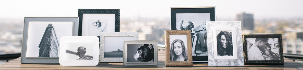Photo Frames | Buy Photo Frames — Chicago Frame Shop | Artists Frame ...