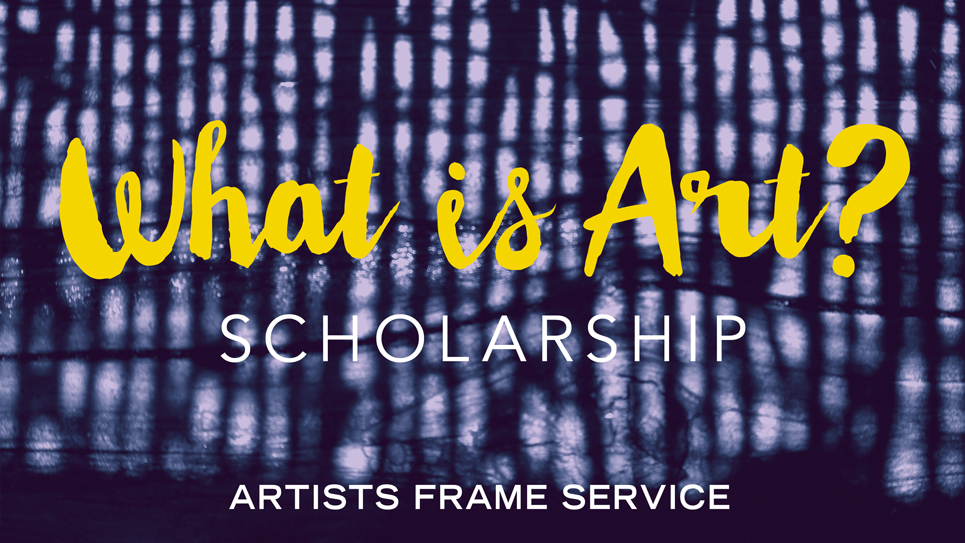 Chicago art Scholarship