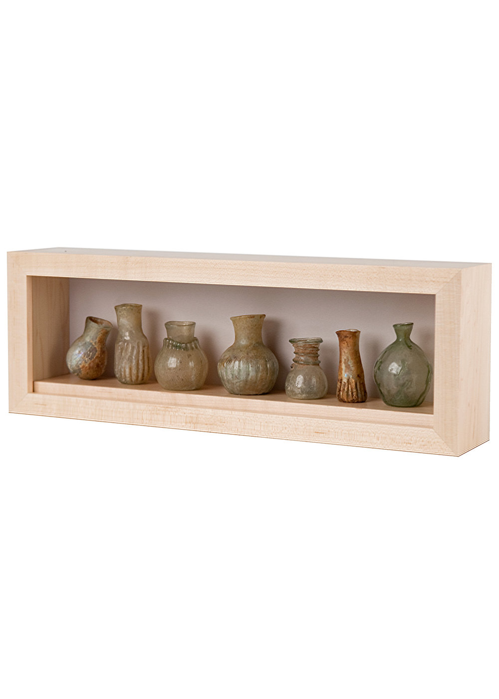 Vase Shadow Box