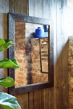 Chicago Framed Mirrors — Chicago Frame Shop | Artists Frame Service