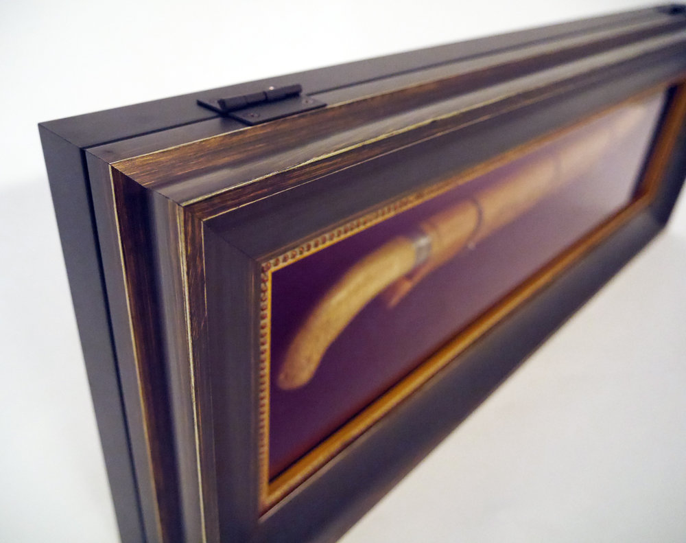 Custom Framing Gets Dangerous! — Chicago Frame Shop | Artists Frame ...