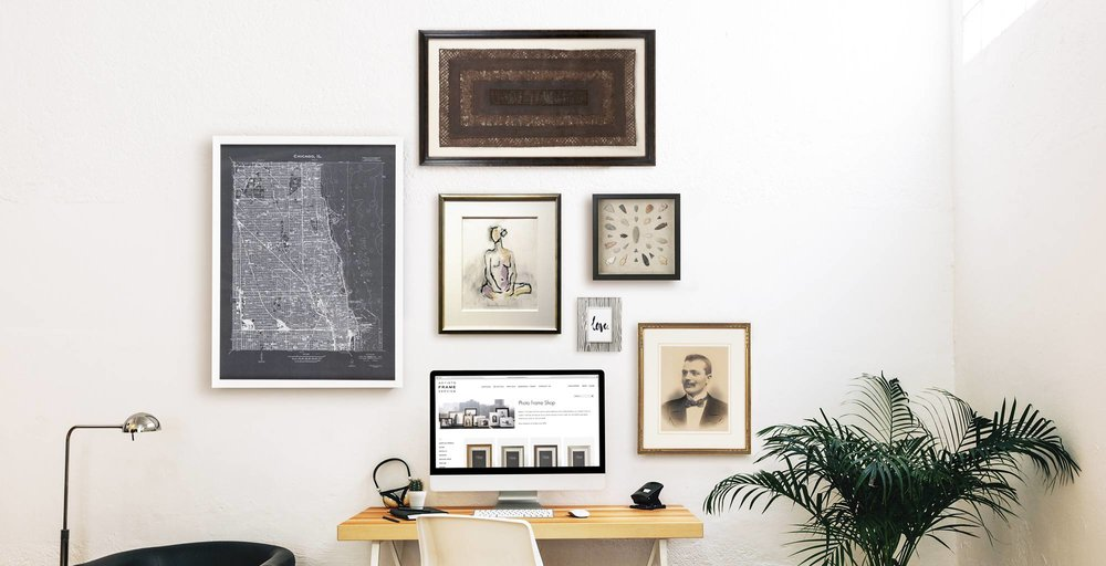 Chicago Custom Framing | Artists Frame Service — Chicago Frame Shop ...