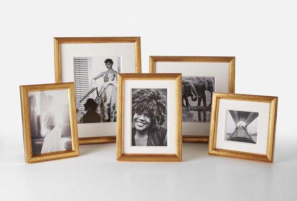 Brancusi Oro Photo Frame