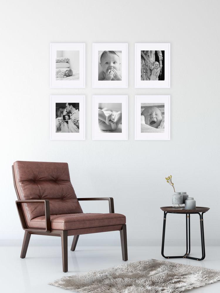The Six - 11x14 — Chicago Frame Shop | Artists Frame Service