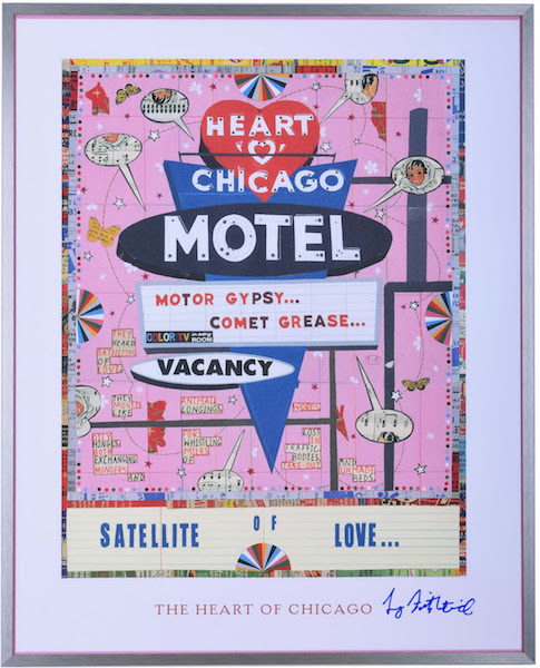 THE HEART OF CHICAGO