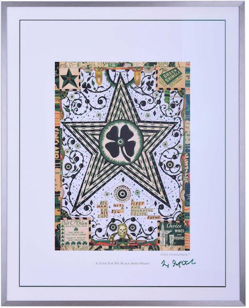 A STAR FOR MY BLACK IRISH HEART