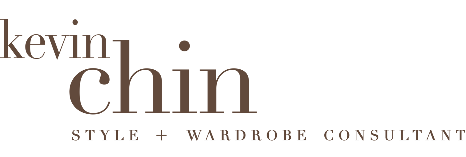 Kevin Chin Style | professional style and wardrobe consultant | San Francisco
