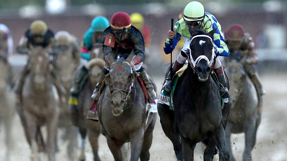 ALWAYS DREAMING WINS KENTUCKY DERBY - See perspectives on this story