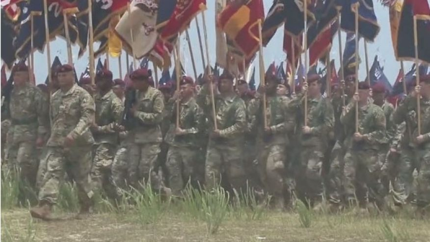 82nd Airborne already on way to Afghanistan as Trump mulls more deployments - CLICK HERE TO FERRET OUT THIS STORY
