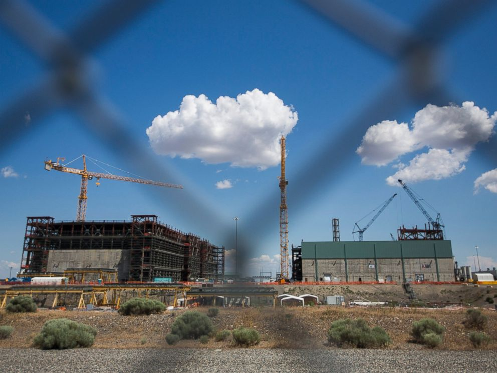 Emergency declared at Hanford nuclear site in Washington state - See the prespectives on this story