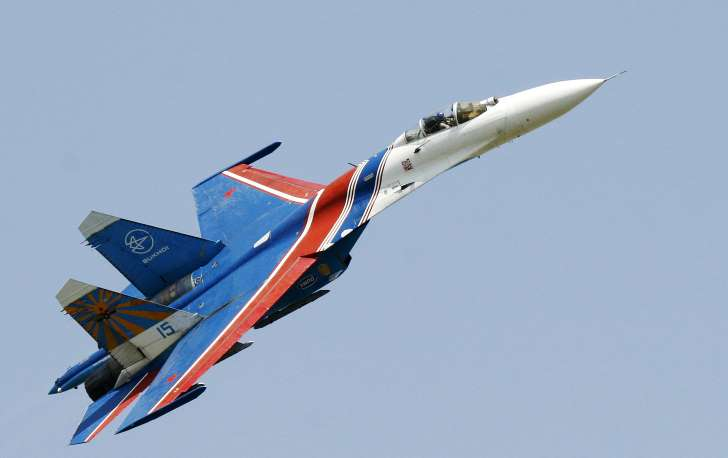 Russian Fighter Jet Comes Within 20 Feet of U.S. Navy Craft - See perspective on this story