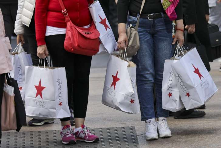 Amid Retail Funk, Macy's Says 'We're Not Dead' - See perspectives on this story