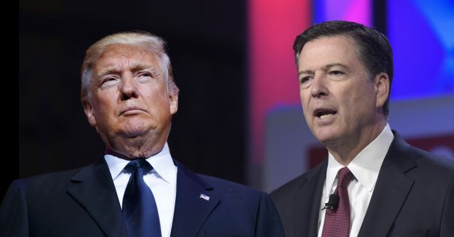Trump threatens Comey: 'Better hope' there are no tapes of our conversations - CLICK HERE TO FERRET OUT THIS STORY