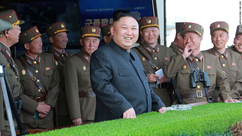 The CIA has just set up a unit to deal with North Korea - See the prespectives on this story
