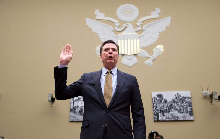 Comey willing to testify, but only in public - See perspective on this story