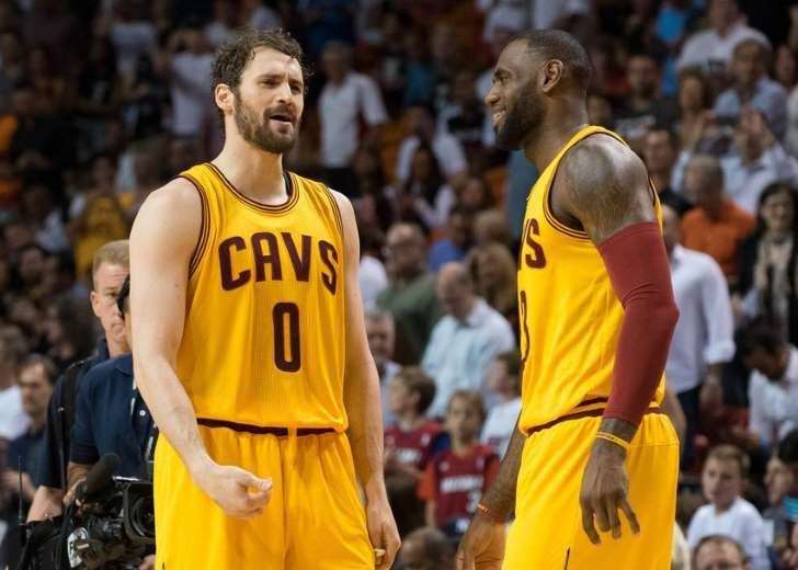 Cavs to wear Goodyear logo on jerseys next season - See the prespectives on this story