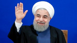 Iranian President Hassan Rouhani wins re-election - CLICK HERE TO FERRET OUT THIS STORY
