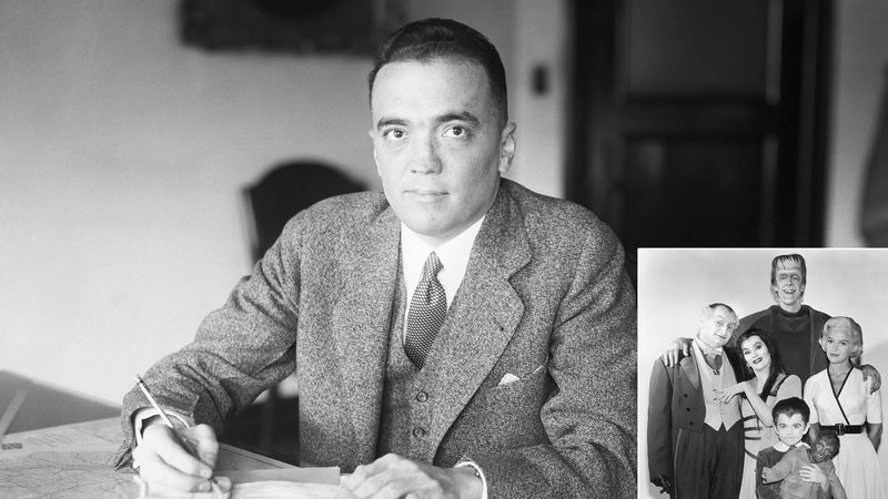 FBI Declassifies J. Edgar Hoover's Extensive File On The Munster Family - Ferret out this news story