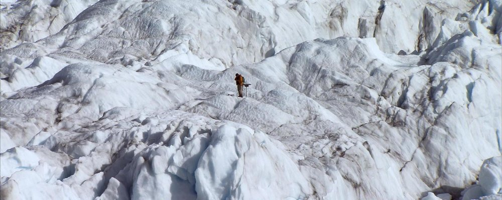 Huge chunks of ice break away from Greenland's Store glacier - See the prespectives on this story