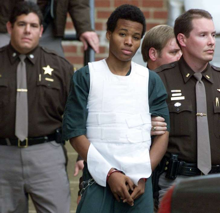 Federal judge tosses out life sentences for DC sniper Malvo - CLICK HERE TO FERRET OUT THIS STORY