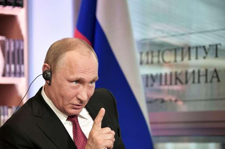 Putin Defends Trump, Calls Russia Probe Excuse For Loss