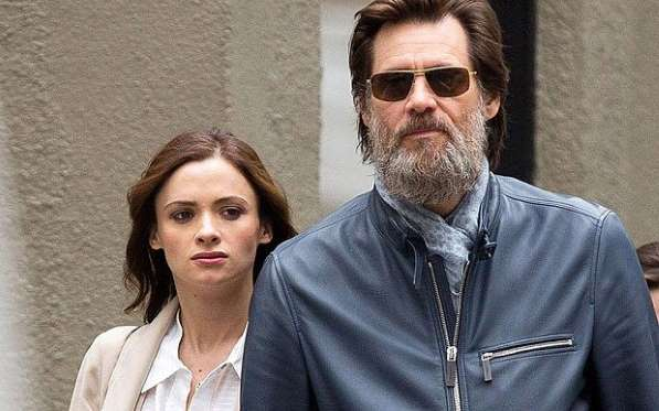 Jim Carrey could face trial over death of girlfriend Cathriona White - CLICK HERE TO FERRET OUT THIS STORY