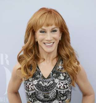 Kathy Griffin to address Trump photo, alleged Trump family bullying - CLICK HERE TO FERRET OUT THIS STORY