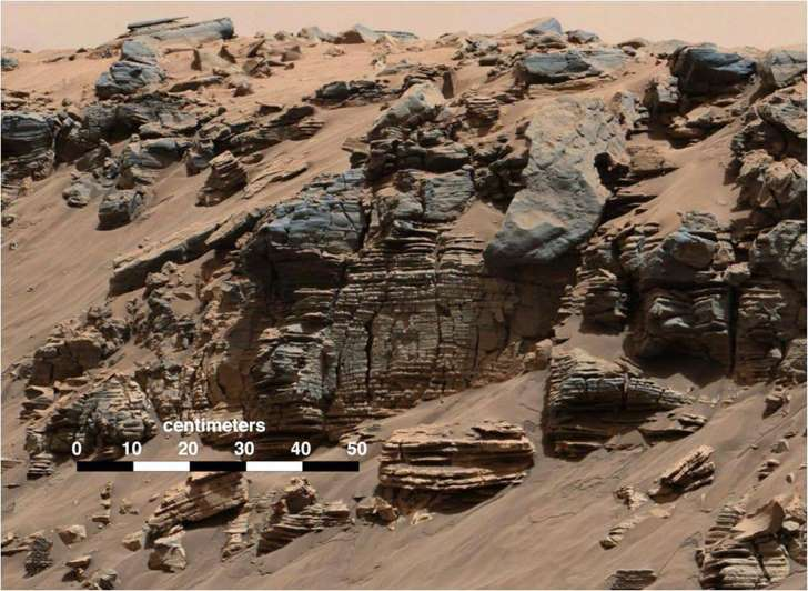 Ancient Mars Lake Had Multiple Environments That Might Have Supported Life - Ferret out this news story