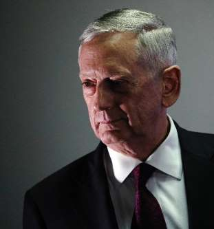 Pentagon chief turns up heat on North Korea and China - See perspective on this story
