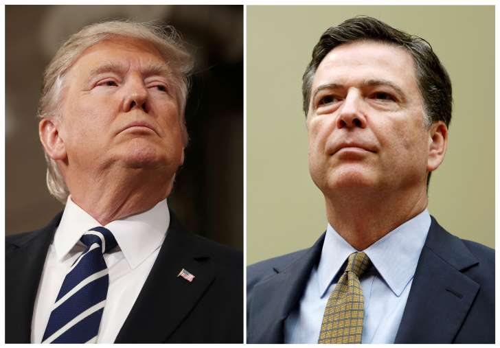 Trump Appears Unlikely to Hinder Comey's Testimony About Russia Inquiry - See the prespectives on this story