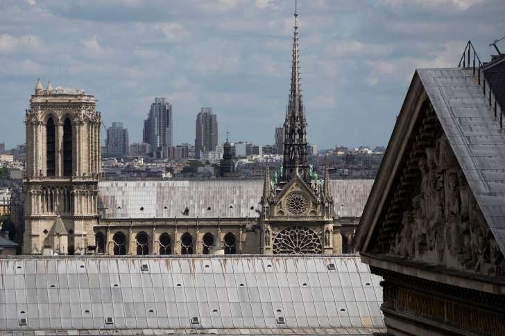 Man shot after attacking police outside Paris' Notre Dame - CLICK HERE TO FERRET OUT THIS STORY