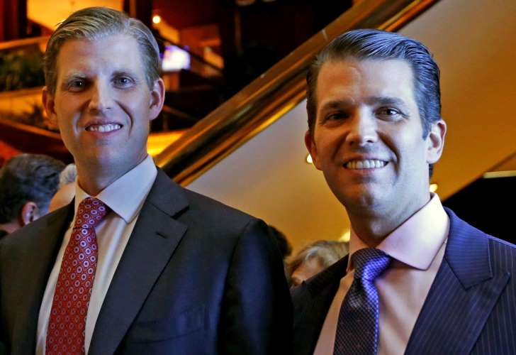 Trump sons defend his criticism of London mayor - Ferret out this news story