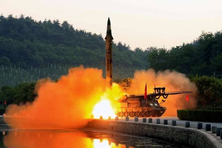 N. Korea launches another salvo of missiles, defying international condemnation - See the prespectives on this story
