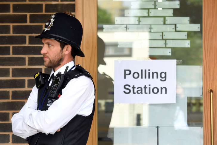 Britons cast ballots in election marred by terror attacks - Ferret out this news story