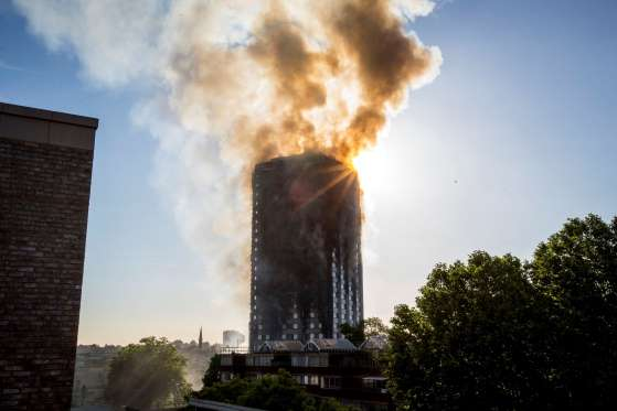6 killed, 74 injured in massive London high-rise blaze - CLICK HERE TO FERRET OUT THIS STORY