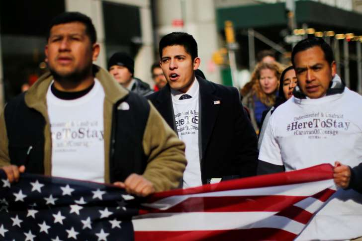 Trump Will Allow 'Dreamers' to Stay in U.S., Reversing Campaign Promise  - See perspectives on this story