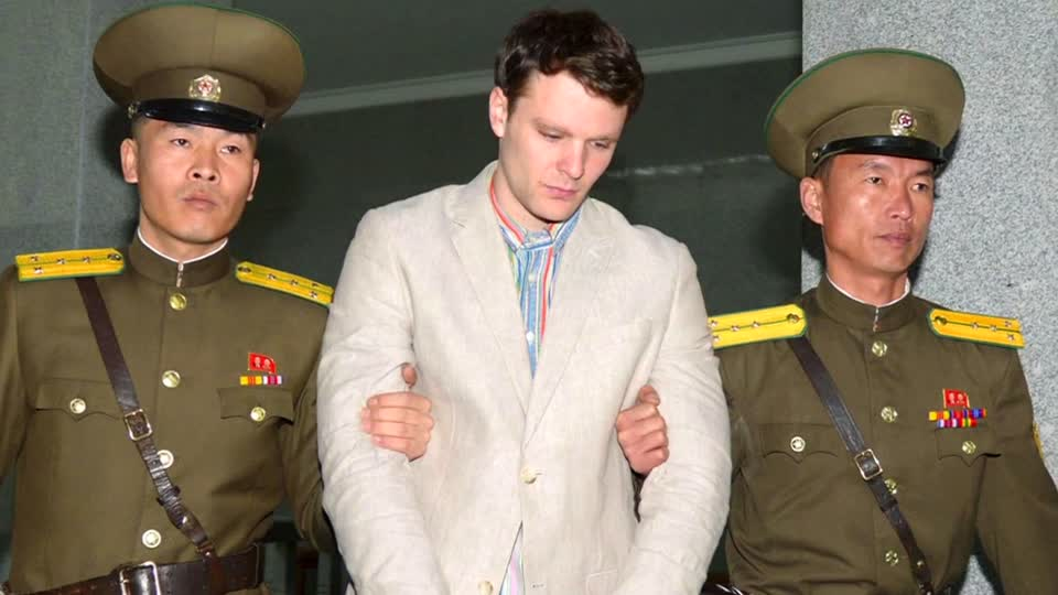 Otto Warmbier dies days after release from North Korean detention - CLICK HERE TO FERRET OUT THIS STORY