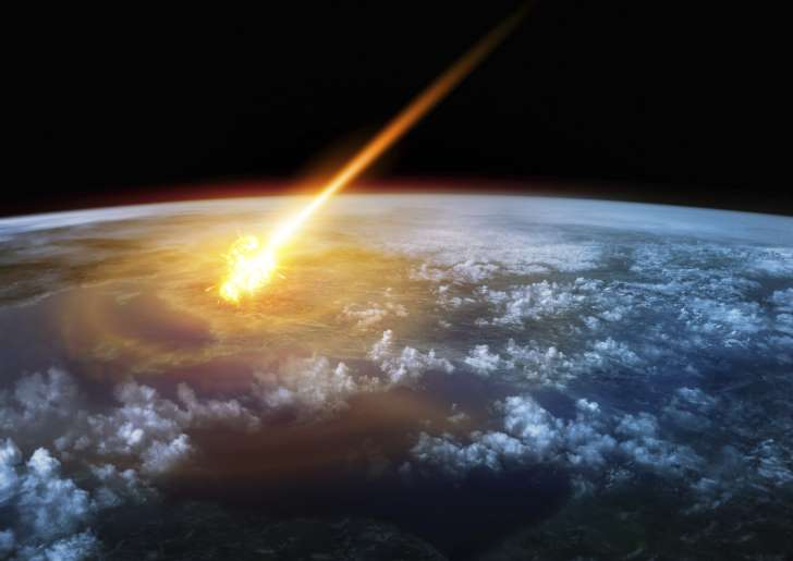 An Asteroid Strike On Earth Is Just A Matter Of Time, Say Experts - CLICK HERE TO FERRET OUT THIS STORY