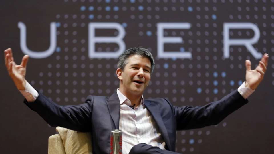 Uber Founder Travis Kalanick Resigns as C.E.O. - See the prespectives on this story