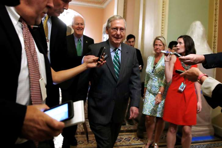 Senate GOP leaders unveil health-care bill - See perspective on this story