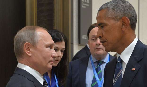Obama's secret struggle to punish Russia for Putin's election assault - See perspective on this story