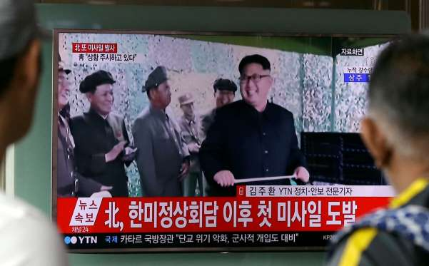 North Korea claims it tested first intercontinental missile - See perspective on this story